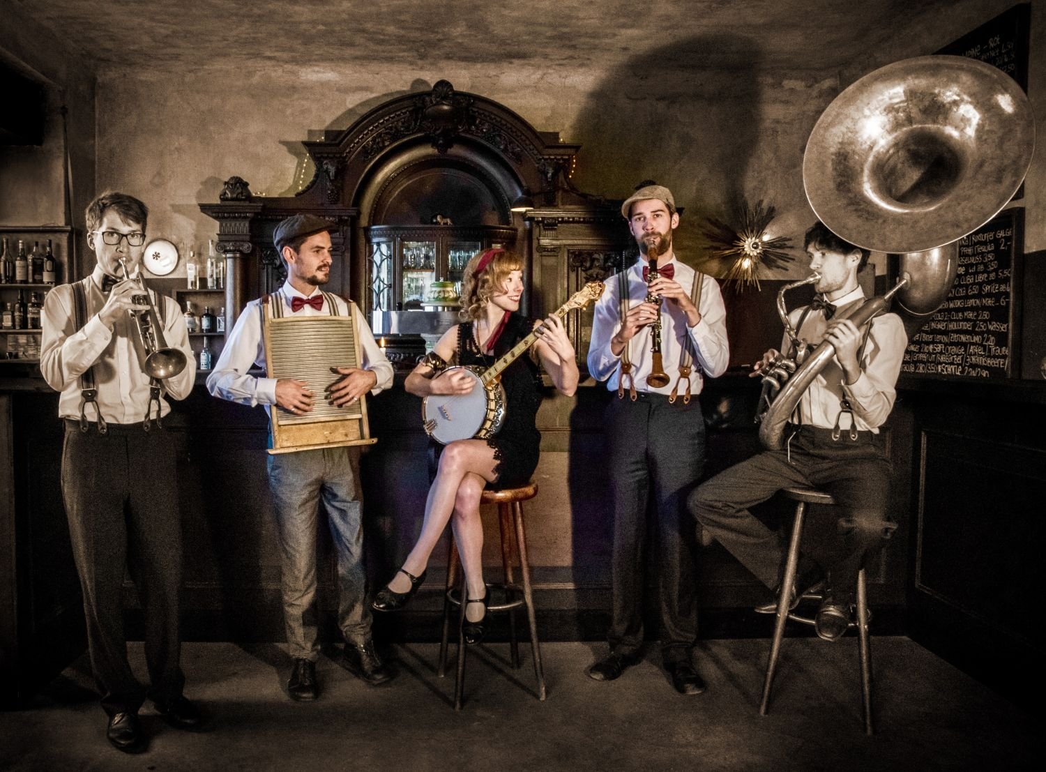 1920s-Swing-Orchester