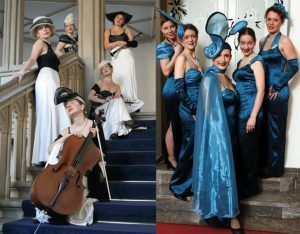 cabaret-show-damenband