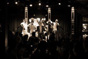 20er Jahre Cabaretshow