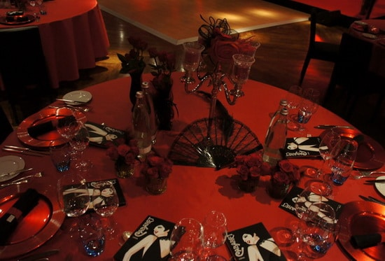 Cabaretshow-table-decoration